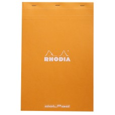 Bloc Rhodia A4+ Orange Dot Grid