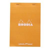 Bloc Rhodia A5 Orange - Dot Grid