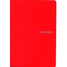 EcoQua A5 Raspberry Blank Notebook