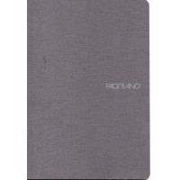 EcoQua A5 Stone Dot Grid Gummed Notebook