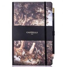 Vintage Paradise Notebook - Aviaria
