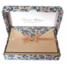 Azure Florentine Card Set - Box
