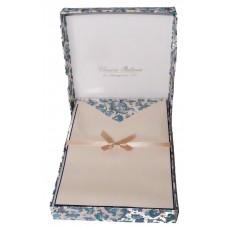 Azure Florentine Letter Set - Box