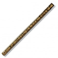 Traditional Brittle Wax Baton, Gold