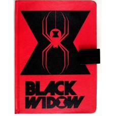 Black Widow A5 Notebook