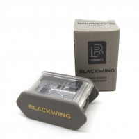 Blackwing two-step long point sharpener - grey