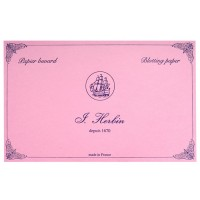 Blotting Paper, Rose - 10 sheets