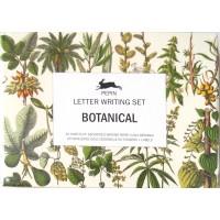 Letter Writing Set, Botanical