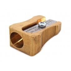 Brass Wedge Sharpener