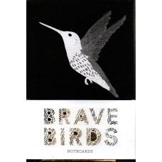 Brave Birds Notecard Set - Box