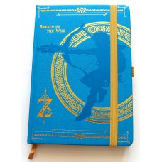 Legend of Zelda: Breath of the Wild A5 Notebook