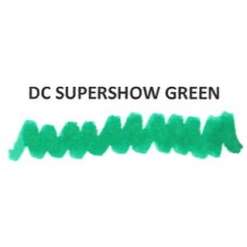 DC Supershow Green, Private Reserve Ink, Standard Cartridges 12