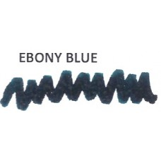Ebony Blue, Private Reserve Ink, Standard Cartridges 12 pack.