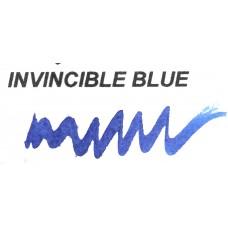Invincible Blue, Private Reserve Ink, Standard Cartridges 12 pac