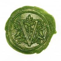 Meadow green wax, pellets - 500g