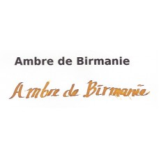 Ambre de Birmanie, 6 cartridges