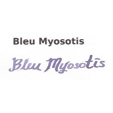 Bleu Myosotis, 6 cartridges