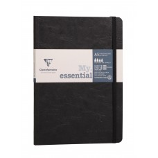 Age-Bag My Essential A5 Black Notebook - Dot Grid