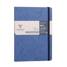 Age-Bag My Essential A5 Blue Notebook - Dot Grid