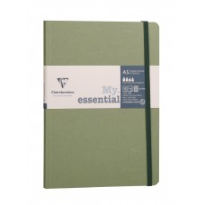 Age-Bag My Essential A5 Green Notebook - Dot Grid