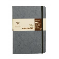 Age-Bag My Essential A5 Grey Notebook - Dot Grid