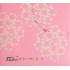 Kami Letter Set - Changing Cherry