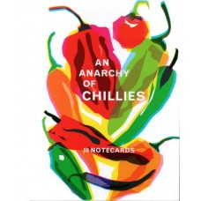 An Anarchy of Chillies Notecard Set - Box