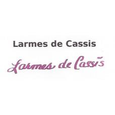 Larmes de Cassis, 6 cartridges