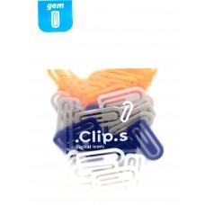 Clip.s Digital Icons - Gem