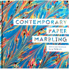 Contemporary Paper Marbling, Lucy McGrath