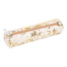 Cosmicuir Round Pen Case - Gold