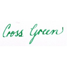 Cross Green Fountain Pen Ink 62.5ml