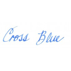 Cross Blue Fountain Pen Ink 62.5ml