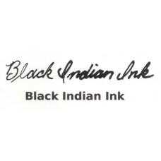 Black Indian Ink 30ml