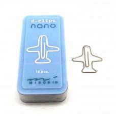 D-Clip nano - Airplane