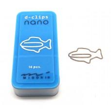 D-Clip nano - Fish