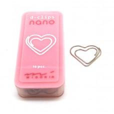 D-Clip nano - Heart