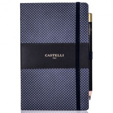 Dotty Notebook Royal Blue