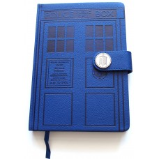 Doctor Who A5 Notebook