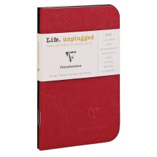 Age-Bag Duo 2 Small Notebooks - Red