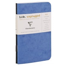 Age-Bag Duo 2 Small Notebooks - Blue