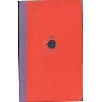 Smartbook Notebook - Medium Ruled Orange/Purple