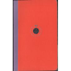 Smartbook Notebook - Medium Ruled Orange/Purple