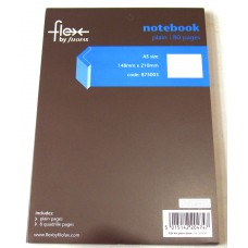 A5 Flex Notebook - Plain
