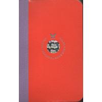 Smartbook Notebook - Pocket Ruled Orange/Purple