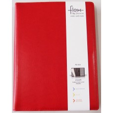A5 Flex Notebook Cover - Red