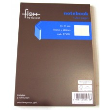 A5 Flex Notebook - Lined