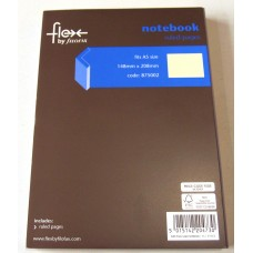 A5 Flex Notebook Large - Lined