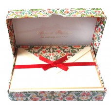 Floral Arabesque Card Set - Box