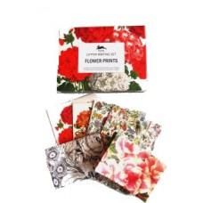 Letter Writing Set, Flower Prints